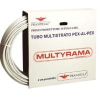 Металлопластиковые трубы Prandelli Multyrama Труба 26х3,0