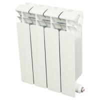 Биметаллический радиатор отопления RIFAR BASE 500 4 секции