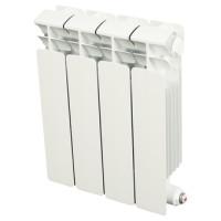 Биметаллический радиатор отопления RIFAR BASE 350 4 секции