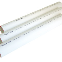 Труба полипропиленовая армированная стекловолокном Kalde 25х3,5 мм (PN 20)