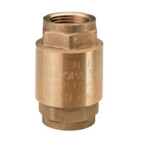 Клапан обратный пружинный EUROPA с металлическим затвором ITAP 2