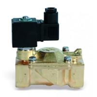 """Соленоидный клапан для систем водоснабжения 1"""" Норм Закр"""