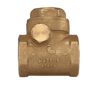 Itap 130 1/2 клапан обратный горизонтальный муфтовый
