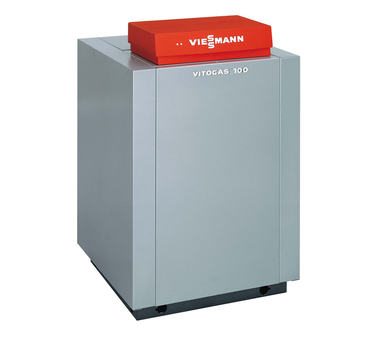 Газовый котел Viessmann Vitogas 100-F 35 кВт с Vitotronic 100 KC3