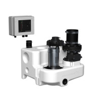 Канализационная установка  Grundfos MULTILIFT MSS.11.1.2 (4м, без обратного клапана)