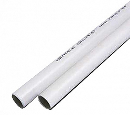 Металлопластиковые трубы HENCO Standard PEX-c 63х4,5 мм штанга 4 м