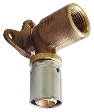 Водорозетка Oventrop Cofit P 20xRp удлиненная