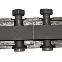 Стальной распределительный коллектор Stout 4 контура в теплоизоляции