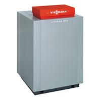 Газовый котел напольный Viessmann Vitogas 100-F 29 кВт с Vitotronic 100 KC3