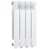 Алюминиевый радиатор отопления Global ISEO 500 4 секции
