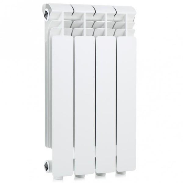 Алюминиевый радиатор отопления Global ISEO 350 4 секции