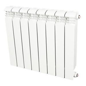 Биметаллический радиатор отопления RIFAR BASE 500 10 секций