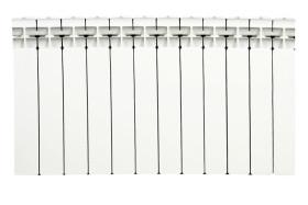 Биметаллический радиатор отопления RIFAR BASE 500 12 секций