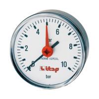 Манометр Itap 483R 1/4 осевое подключение 0-6 бар