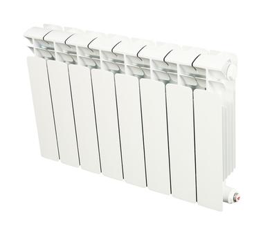 Биметаллический радиатор отопления RIFAR BASE 500 8 секций