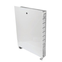 Шкаф распределительный встраиваемый Грота ШРВ-1 670х125х494 (1-5 выходов)
