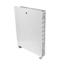 Шкаф распределительный встраиваемый Грота ШРВ-6 670х125х1194 (17-18 выходов)