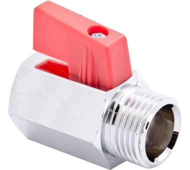 Itap MINI 126 1/2 Кран шаровой муфта/резьба,неполнопроходной