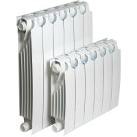 Биметаллический радиатор отопления Sira RS Bimetal 500 4 секции