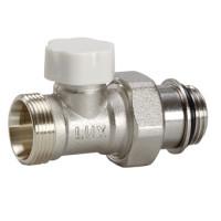 Кран радиаторный LUXOR easy DD 131 1/2''