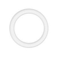 Global Прокладка силиконовая для радиатора