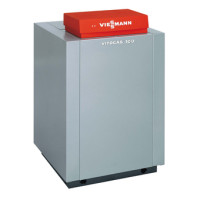 Газовый котел напольный Viessmann Vitogas 100-F 120 kW, с автоматикой vitotronic 200 KO2B