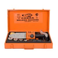 Сварочный аппарат GM Cobra 20-40(90), 1500W + комплект матриц (20-40 мм) в ящике