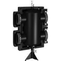 Гидравлическая стрелка Meibes 1150 кВт, 50 м3/час, Ду150 Victaulic