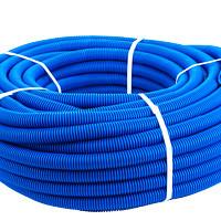 Защитный гофрированный кожух Uponor 35/29 для труб 25 синий