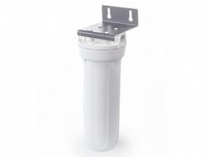 Корпус фильтра Гейзер 1П 3/4″ (металлическая скоба)