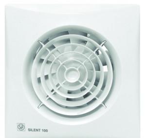 Вентилятор SILENT-100 CZ с обратным клапаном