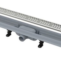 Душевой лоток AlcaPlast APZ10-Simple 750 с решеткой и опорами