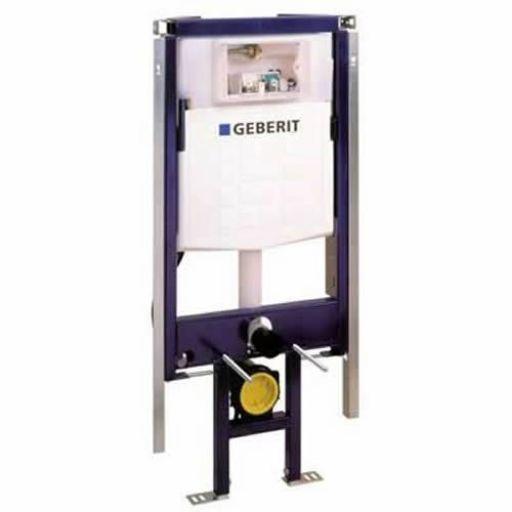 Инсталляция для подвесного унитаза Geberit Duofix UP720 (111.726.00.1) (глубина 8 см)