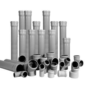 Канализационные трубы Ostendorf