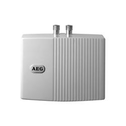 Проточный водонагреватель  AEG MTD 440 электрический