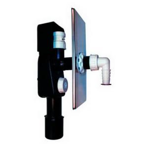 Сифон HL встроенный, с вакуумным клапаном, DN 40/50