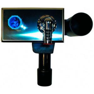 Сифон HL встроенный, с подсоеденителем к водопроводу, c возможностью подсоединения к электросети, DN 40/50