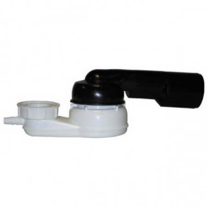 """Сифон HL для ванн с шаровым шарниром, с резьбовым подсоединением, DN40/50x6/4"""""""