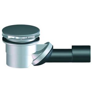 Сифон HL с отверстием d 90 мм, с вкладышем, с шарнирным подсоединением, DN 40/50