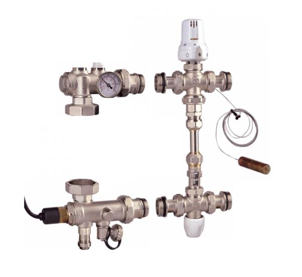 Смесительный узел ICMA M055