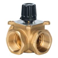 """3-х ходовой смесительный клапан 1"""" KVs 12 STOUT SVM-0003-012502"""