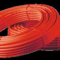 16х2,0 (бухта 100 метров) PEX-a труба из сшитого полиэтилена с кислородным слоем, красная STOUT SPX-0002-101620