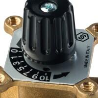 """3-х ходовой смесительный клапан 1/2"""" KVs 2,5 STOUT SVM-0003-011502"""