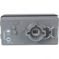 Сервопривод для 2-ходовых зональных клапанов, 230V, время движения 12 сек., 1м. STOUT SVM-0071-230012