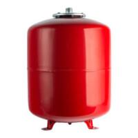 Расширительный бак на отопление 8 л. (цвет красный) STOUT STH-0004-000008