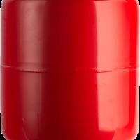 Расширительный бак на отопление 24 л. (цвет красный) STOUT STH-0006-000024