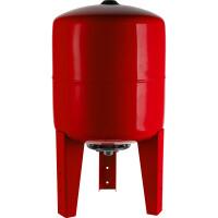 Расширительный бак на отопление 500 л. (цвет красный) STOUT STH-0006-000500