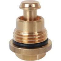 Запорно-балансировочный клапан для коллекторов из нержавеющей стали  STOUT SSP-0001-000005