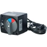 Сервопривод для смесительных клапанов с датчиком для фиксированной регулировки температуры STOUT *SVM-0005-230017