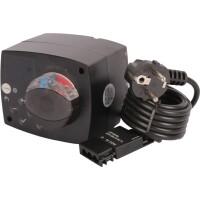 Сервопривод для смесительных клапанов с датчиком для фиксированной регулировки температуры  STOUT SVM-0015-230017